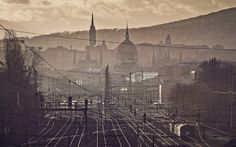 Budapest by Bertalan Soós Budapest City, Budapest Hungary, Capital Of Hungary, Far Away, Cool Photos, Amazing Photos, Trip Planning, Just Go, Paris Skyline