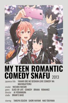 Good Anime To Watch, Anime Watch, Manga Anime, Otaku Anime, Anime Titles, Anime Characters, Romantic Comedy Anime, Anime Suggestions, Animes To Watch