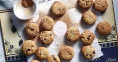 Μπισκότα με βρώμη