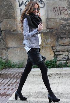 Tacks  , Zara en Pantalones, Zara en Chaquetas