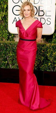 Jessica Lange in Atelier Versace