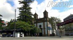 FERROLTERRA - VIAJANDO CON DIEGO - Ferrol Cedeira Pontedeume Cabo Ortega...