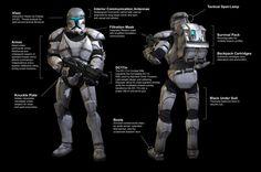 Katarn-class commando armor - Wookieepedia, the Star Wars Wiki
