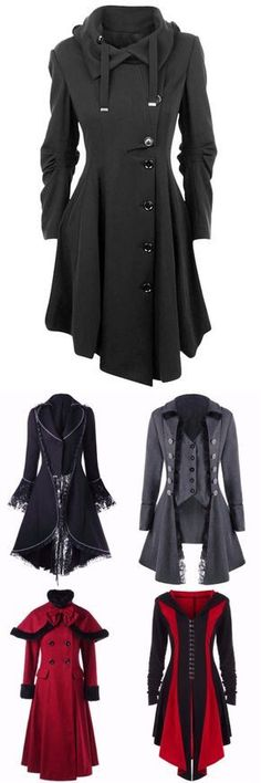 #300+ #Fall&#Winter #Coats Start From $1.99 | Up To 85% OFF | Sammydress.com