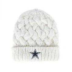 Dallas Cowboys Women's Talullah Knit Cap
