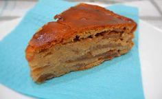 Karine heeft een heerlijke recept voor een slanke appelcake met Griekse yoghurt in plaats van boter! Samen met kaneel, appel en een beetje kokosbloesemsuiker is dit de ideale combinatie als je iets lekkers wilt eten, maar niet al te veel calorieën binnen wilt krijgen. Ingrediënten: 3 appels 110 gr zelfrijzend glutenvrij bakmeel 80 gr kokosbloesemsuiker
