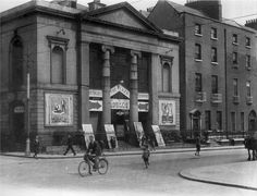 The Plaza Cinema, Granby Row, Dublin, Ireland. Dorset Street, Dublin Street, Dublin City, Ireland Pictures, Old Pictures, Old Photos, Love Ireland, Dublin Ireland, Photo Engraving