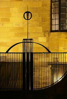 The Glasgow School Of Art, designed by Charles Rennie Mackintosh