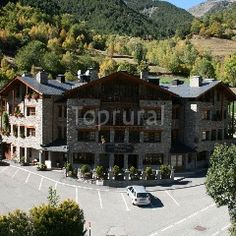 Aparthotel Fijat,Casas rurales (alquiler íntegro),Llorts,Ordino,Andorra,Andorra
