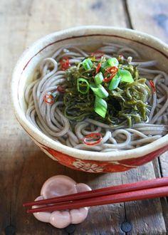 Toshikoshi Soba: Japanese Year-End Soba Noodle Soup