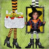A Project by ECLECTIC Mommy from our Scrapbooking Gallery originally submitted 10/05/07 at 12:01 PM