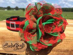 Christmas Flower - Flower Collar Attachment