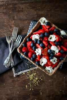 Erdbeertarte - mit dem besten Tarteboden. | Foodlovin'