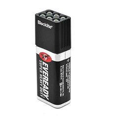 Docooler® Blocklite 9 Volt LED Flashlight Torch Camping L...