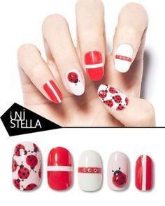 얼루어 박은경의 데일리네일아트★유니스텔라 스폐셜아트 No.9_벅스벅스네일(무당벌레 네일) : #유니스텔라 #네일아트 #엠엔엠즈 #nails #nail #fashion #style #TagsForLikes #cute #beauty #beautiful #instagood #pretty #girl #girls #stylish #sparkles #styles #gliter #nailart #art #nailpolish #nailswag