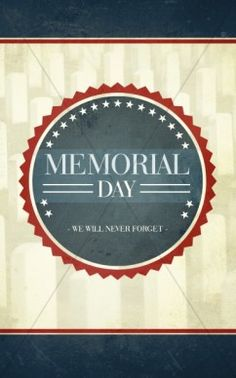 memorial day church service ideas