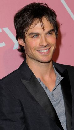 Ian Somerhalder--the boy can take a bite out of me anyday