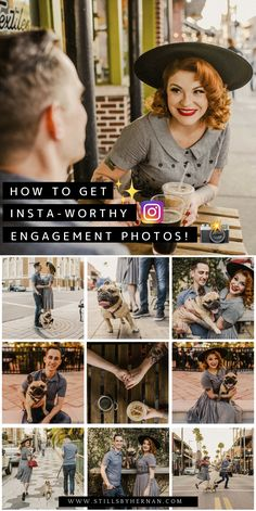 So he put a ring on it! Come get inspiration and bts information from a full time wedding photographer, to make your engagement portraits a success!