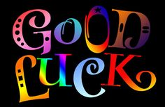 Good Luck/n Ceramic Ornament - good gifts special unique customize style Exam Good Luck Quotes, Exam Quotes, Good Luck Wishes, Good Luck To You, Good Luck Pictures, 2 Word Quotes, Sayings, Exam Wishes, Lyrics
