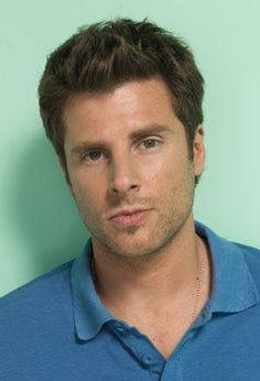 James Roday as Shawn Spencer James Roday, Shawn Spencer, Celebs, Celebrities, Hot Boys, Psych, Actors & Actresses, Eye Candy, Crushes