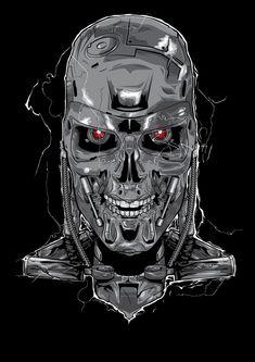 The Terminator by Tomasz Majewski