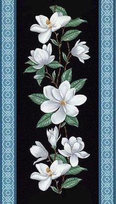 flower border by valarie