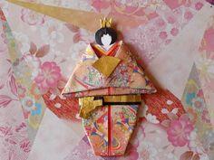 折り紙で雛祭り 立ち雛 女雛の折り方作り方 Origami Hina Doll - YouTube Washi, Japanese Paper Art, Paper Dolls, Quilling, Doll Clothes, Origami, Projects To Try, Paper Crafts, Christmas Ornaments