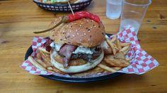 Burger N Co, Montpellier Halloween burger