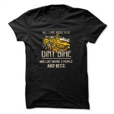 Dirthbikes t-shirt – My dirt bike T Shirt, Hoodie, Sweatshirts - t shirt design #Tshirt #clothing