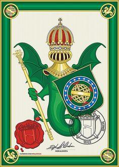 Holy Cross, Coat Of Arms, E Design, Brazil, Symbols, Flags, Rio, Portugal, Empire