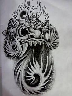 barong tattoo - Google zoeken
