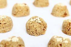 Almendrados veganos y sin gluten / Vegan and gluten free almond cookies