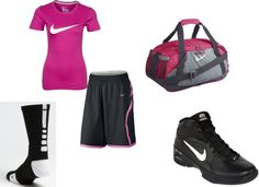 """""""basketball practice"""" by naomiabc123 on Polyvore"""