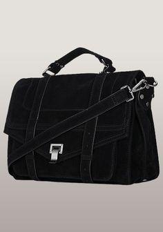 The Most Coveted Bag For Years Matte Velvet Black