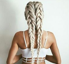 Awesome Braids in Black and White!