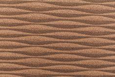 Revestimiento de pared de corcho natural / con relieve / de efecto dimensional / a prueba de choques - 3D DYNAMIC CORK TILES - SEDACOR - Soc. Exportadora de Artigos de Cortiça