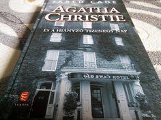 Agatha Christie és eltűnésének 11 napja. Jared Cade könyve. Egy igazán kellemes olvasmány.