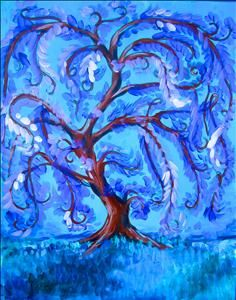 Whimsey Willow - Sarasota, FL Painting Class - Painting with a Twist