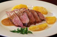 Petto d'anatra all'arancia - Parliamo di Cucina