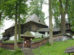 Lestiny wooden church - June 2014