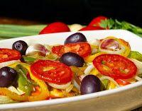 Cantinho Vegetariano: Bambulhoada de Forno (vegana)