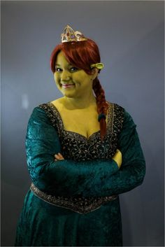 Shrek, Princess Fiona Cosplay