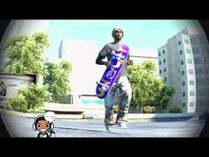 """Skate 3: """"Road To A Realistic Clip"""" Ep.  1"""