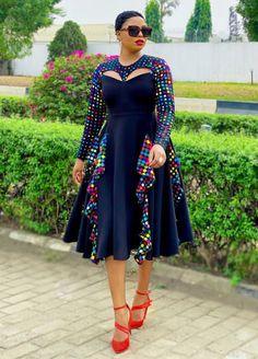 Best African Dresses, African Fashion Skirts, African Print Dresses, African Print Fashion, African Attire, Unique Ankara Styles, Ankara Short Gown Styles, African Ankara Styles, African Traditional Wear
