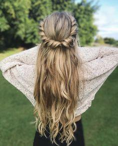Pinterest: Krealinq Pinterest Hair, Long Hair Styles, Beauty, Beleza, Long Hairstyle, Cosmetology, Long Hairstyles, Long Hair Cuts, Long Hair Dos