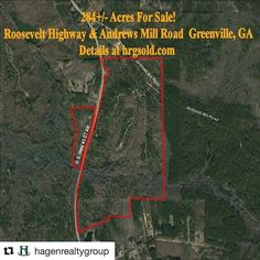 #Repost @hagenrealtygroup with @repostapp  Property for Sale! 284/- #Acres in Meriwether #Georgia! Head to Our Website for more Details or Call Our Office at 770-838-0552! #Georgia #RealEstate #Invest #Land #Acreage #Buy #TimberTract #HuntingTract #HagenRealtyGroup #MeriwetherGeorgia #Forsale #carrolltonga #tcmpartners #thecitymenus