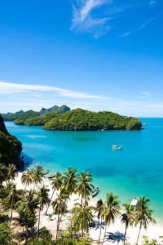✯ Ang Thong National Park - Koh Samui Island - Thailand