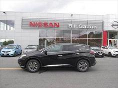 2015 Nissan Murano S at Bill Gatton Nissan Crossover Suv, Nissan Murano, Johnson City, Nissan Maxima, Tri Cities, Bristol
