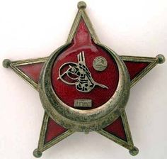 Gelibolu Yıldızı(Gallipoli Star) is an Ottoman Art about Ottoman-Turkish… Ottoman Turks, Anzac Day, Turkish Art, Arts Award, World War One, Ottoman Empire, Handmade Sterling Silver, Coat Of Arms, Pottery Art