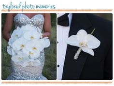 Orchids | Red Rock Wedding